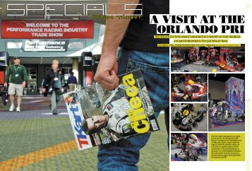 A VISIT AT THE ORLANDO PRI - Performance Racing Industry