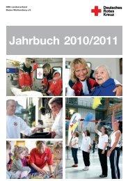 Jahrbuch 2010/2011 Jahrbuch 2010/2011 - DRK Landesverband ...