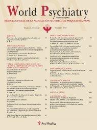 WPA Personalizada - World Psychiatric Association