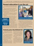 Winter 2005 - Northfield Hospital - Page 2