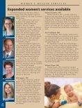 Winter 2005 - Northfield Hospital - Page 4