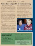 Winter 2005 - Northfield Hospital - Page 7