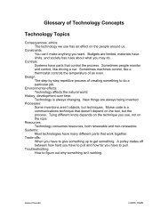 Vocabulary List - OMSI
