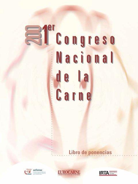 Congreso Nacional de la Carne - Eurocarne