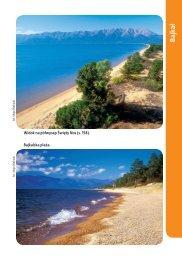 Bajkal Morze Syberii wydanie 3 b - Structum