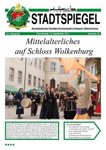 Stadtspiegel 19-11.pdf - Stadt Limbach-Oberfrohna