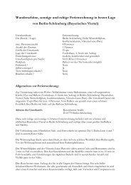 Exposé [PDF] - Ferienwohnungen in Berlin