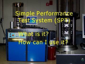 (SPT) – What Is It? - neaupg