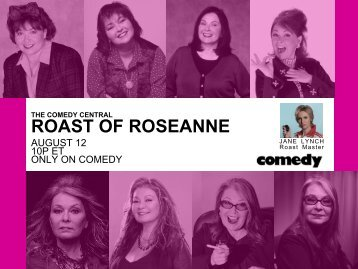 ROAST OF ROSEANNE - Bell Media