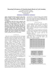 Measuring Performance of Virtual Keyboards Based on Cyclic ...