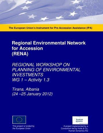 Tirana WS Materials 24-25 Jan 2012, I day.pdf - RENA