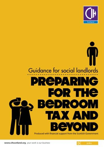 Preparing for the Bedroom Tax and Beyond - Chartered Institute of ...