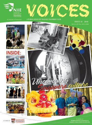Issue 18 - National Institute of Education