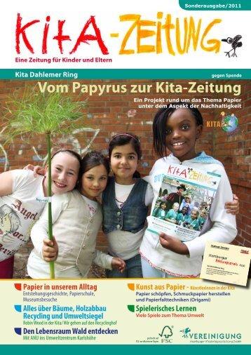 Vom Papyrus zur Kita-Zeitung - Kita21