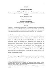 2012 Diversity on Boards conference draft paper - Document Search ...