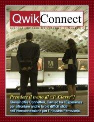 """Prendete il treno di """"1a Classe""""! - Glenair, Inc."""