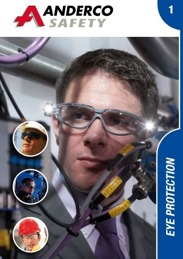 eye protection - Anderco