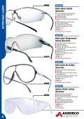 eye protection - Anderco - Page 6