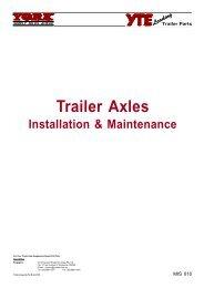 Axles Guide rev.b.p65 - York Transport Equipment