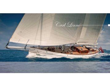 S/Y Carl Linne - Paradise Yacht Charters