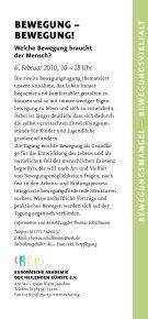 Bewegung – Bewegung! - Seite 2