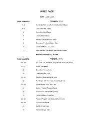 2011 Sales Listings - Lincoln County, Oregon