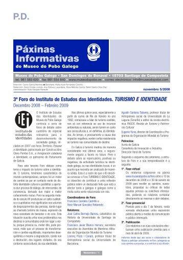 NOVEMBRO 2008 - Museo do Pobo Galego
