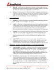 Master Software License and Support Agreement (US ... - AvePoint - Page 4