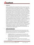Master Software License and Support Agreement (US ... - AvePoint - Page 6
