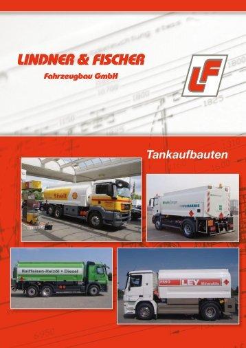Tankaufbauten von Lindner & Fischer - Youblisher.com