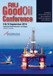 GO14 - Conference Programme Brochure
