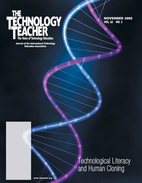 NOVEMBER 2002 VOL. 62 NO. 3 - International Technology and ...