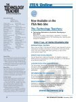 NOVEMBER 2002 VOL. 62 NO. 3 - International Technology and ... - Page 4