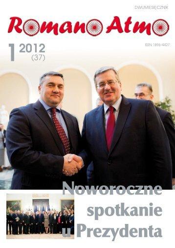 Romano Atmo 1/2012 - Związek Romów Polskich w Szczecinku