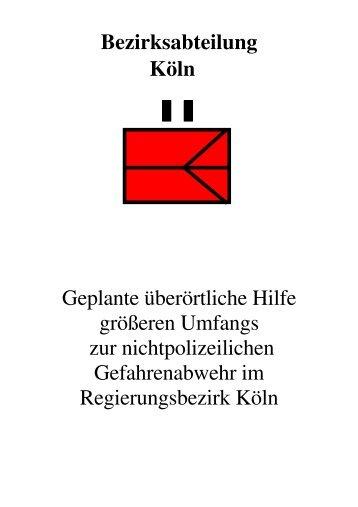 Bezirksabteilung Köln - Feuerwehrverband Rheinisch-Bergischer ...