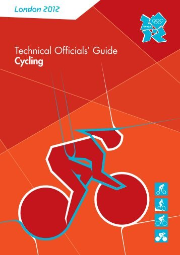 London 2012 Technical Officials' Guide Cycling - Rero Doc