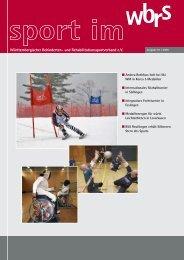 Sport im WBRS 01_09.pdf - Württembergischer Behinderten- und ...