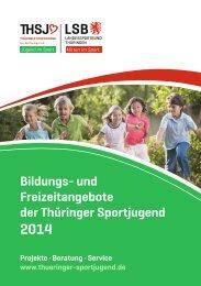 pdf-Dokument zum Herunterladen - Thüringer Sportjugend