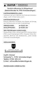 Programm Januar - Juli 2012 - Page 2