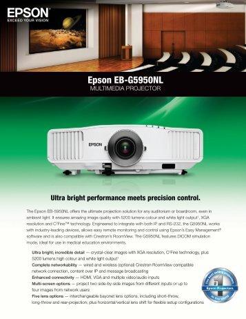 PDF Brochure - Epson Australia