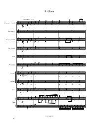 Finale 2001c - [PARTHolzMissa-Gloria.MUS] - Musikland Tirol
