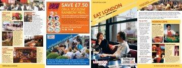 save £7.50 on a yo! sushi