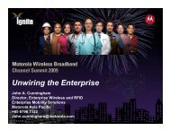Unwiring the Enterprise - Home - Wireless Network Solutions