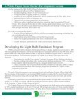 """""""Light Bulb Fund Raiser Leverages Community Groups in Energy ... - Page 3"""