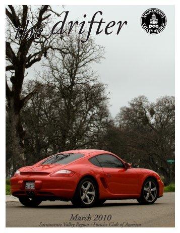 X - Sacramento Valley Region - Porsche Club of America