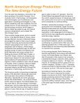 North America's New Energy Future: - Consumer Energy Alliance - Page 4