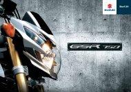 GSR750 czeka. - Suzuki Motor Poland