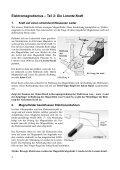 Elektromagnetismus – Teil 1: Grundwissen - Page 4
