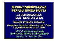M. Orzalesi (Roma) - SIN :: Congresso 2011 - Società Italiana di ...