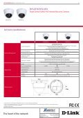 Datenblatt D-Link DCS-6113 - Xortec.de - Page 3